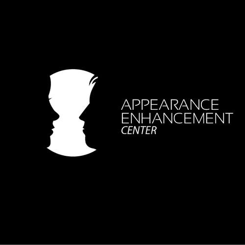 Appearance Enhancement Center needs a new logo