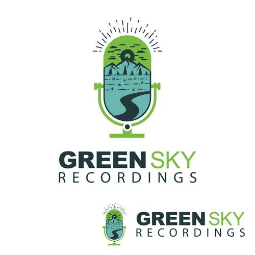 Logo design entry for Green Sky