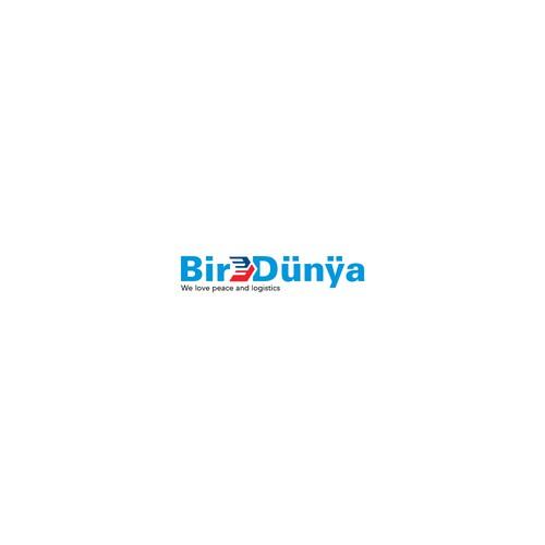 Logo design concept for a logistics company