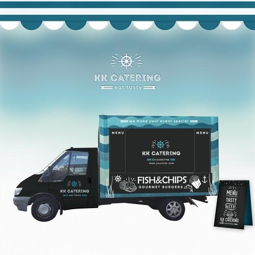 Food Track- KK Catering
