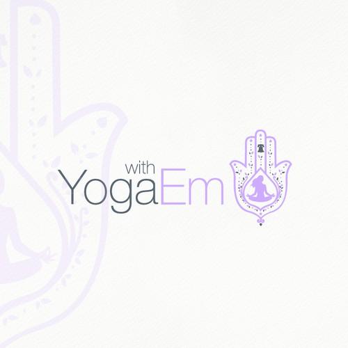 RISE UP: Create a logo for Philly Yogi Em D