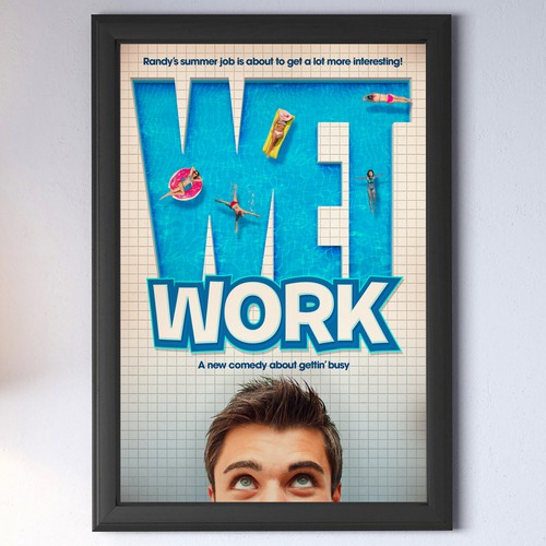 "Poster for ""Wet Work"""