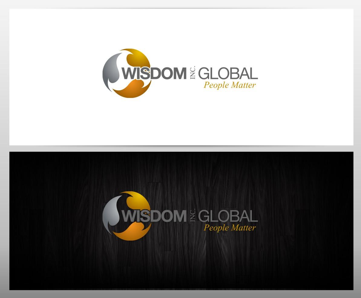Wisdom Inc Global needs a new logo and business card