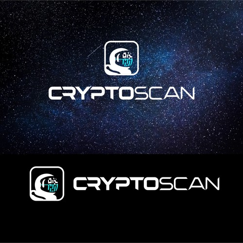 logo for Crypto Scan mobile app