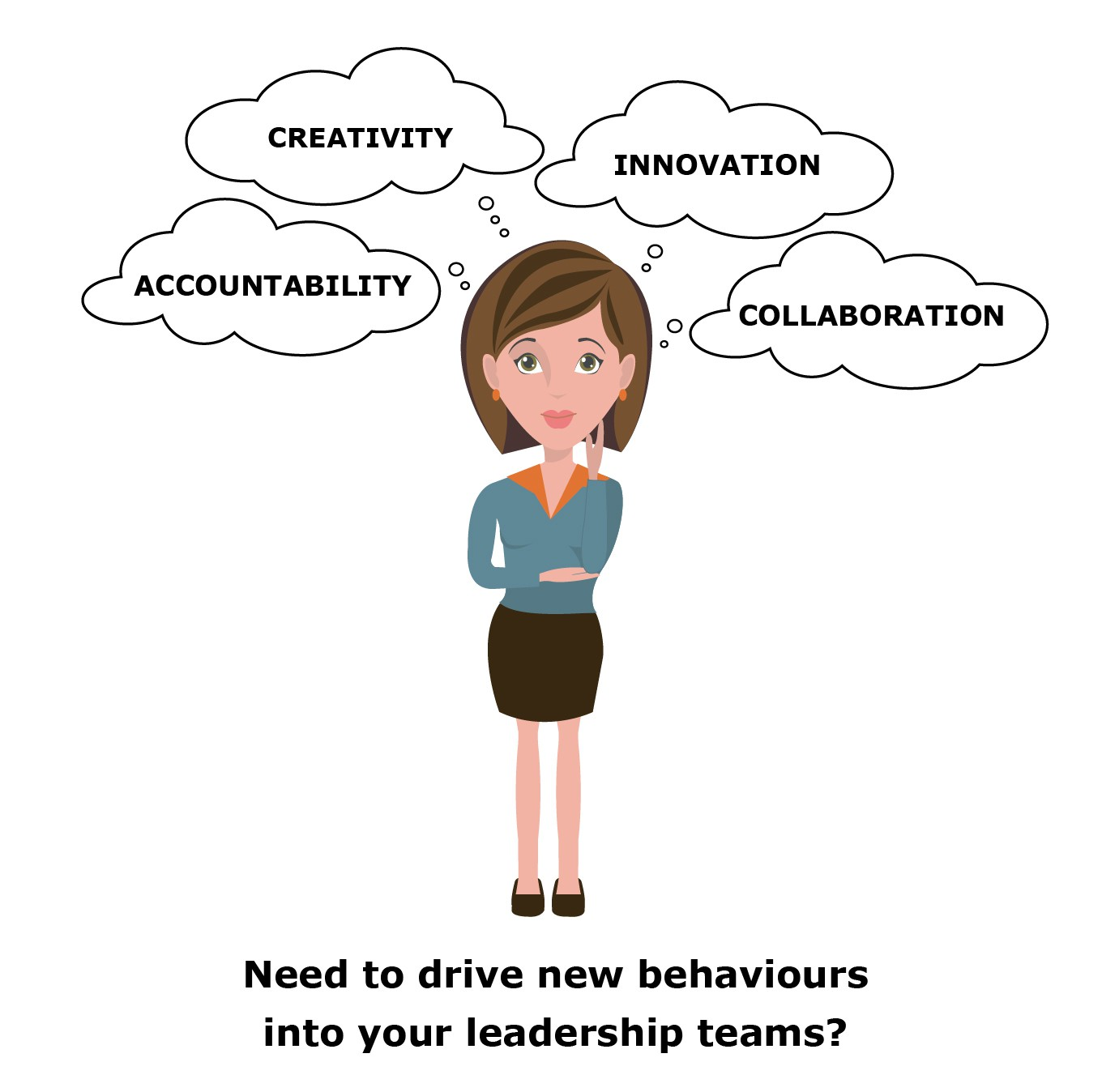 Create corporate characters to liven up a fab consultancy website