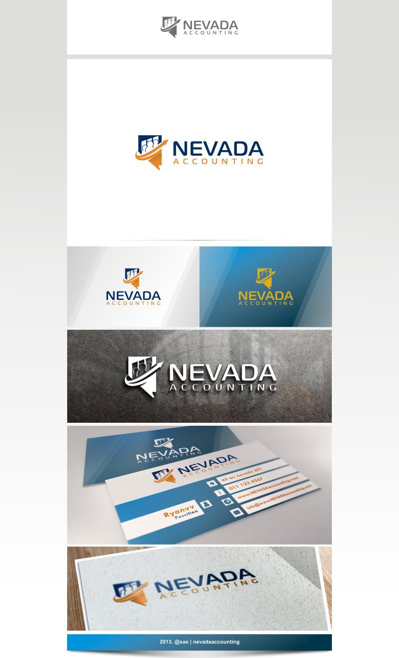 Nevada Accounting needs a new logo