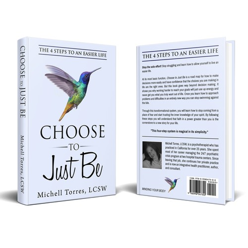 chose to just be