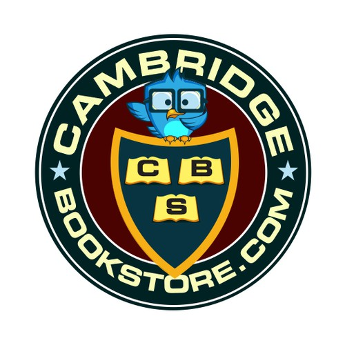 Cambridge Bookstore is ready to purchase a new logo by Dec. 2nd.  Please review.