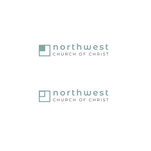 Logo design for church