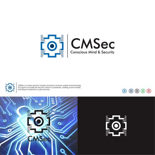 Techno logo for CMSec