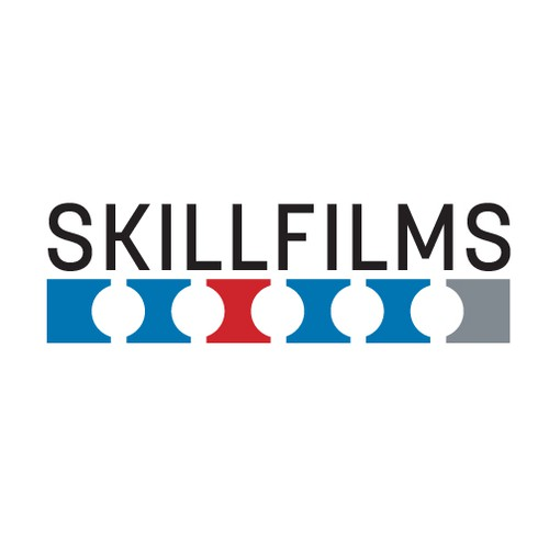 Design a logo or word mark for Skillfilms