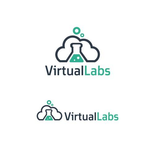 Logo design for IT technology startup
