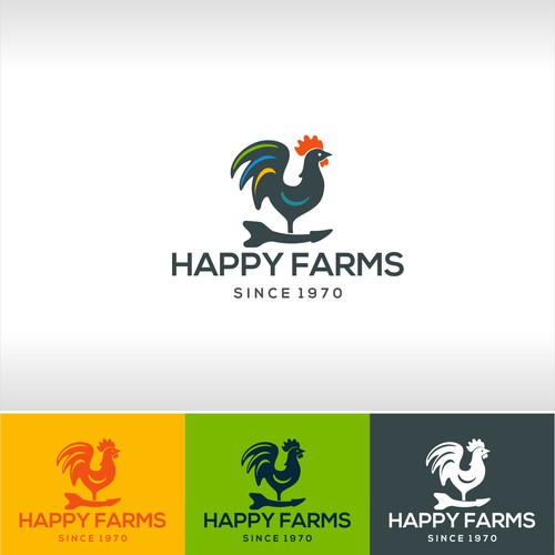 logo for a family farm
