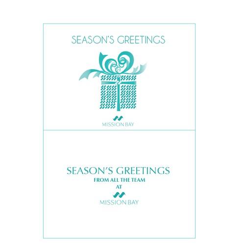 Card design for Mission Bay