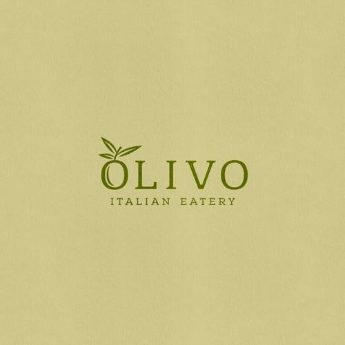 Olivio Logo Design