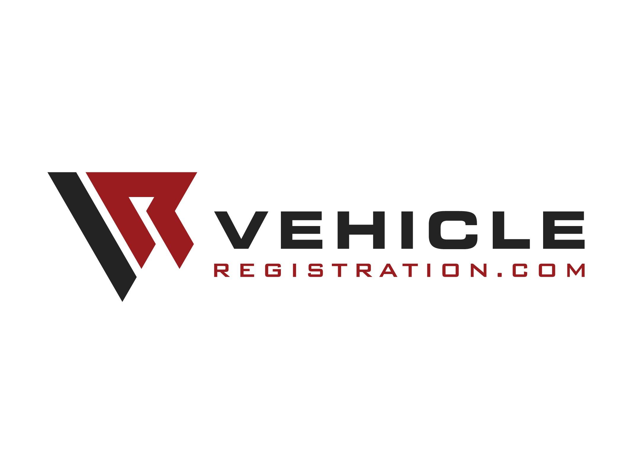 VehicleRegistration.com Needs a Killer Logo