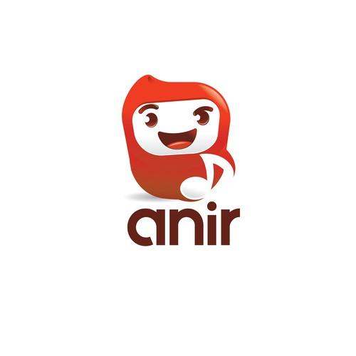 logo character