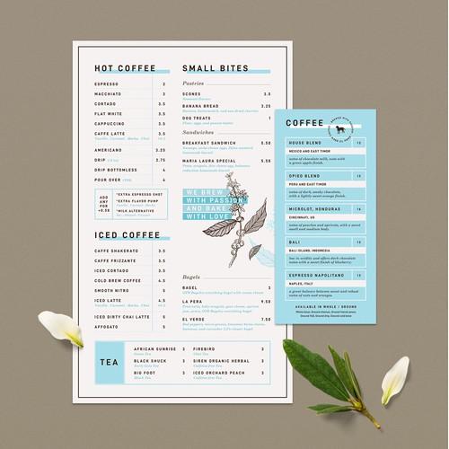 Urbana Cafe Menu