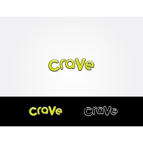"Create the next logo for ""crave"" a hip new cafe/restaurant"