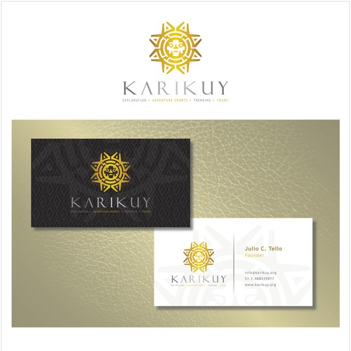 Help Karikuy with a new logo and business card