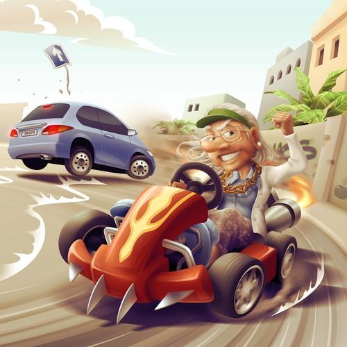 Granny Racer