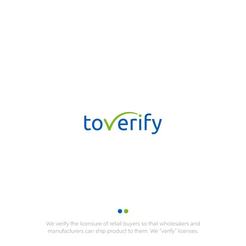Toverify Logo