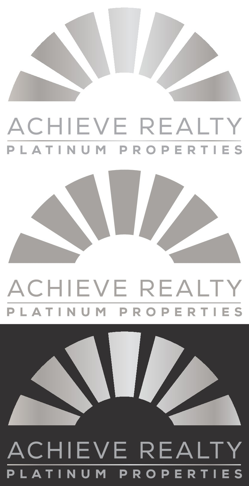 Create a logo for a new luxury real estate brand.