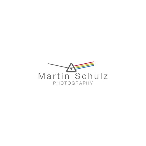 LOGOTYPE for a photographer