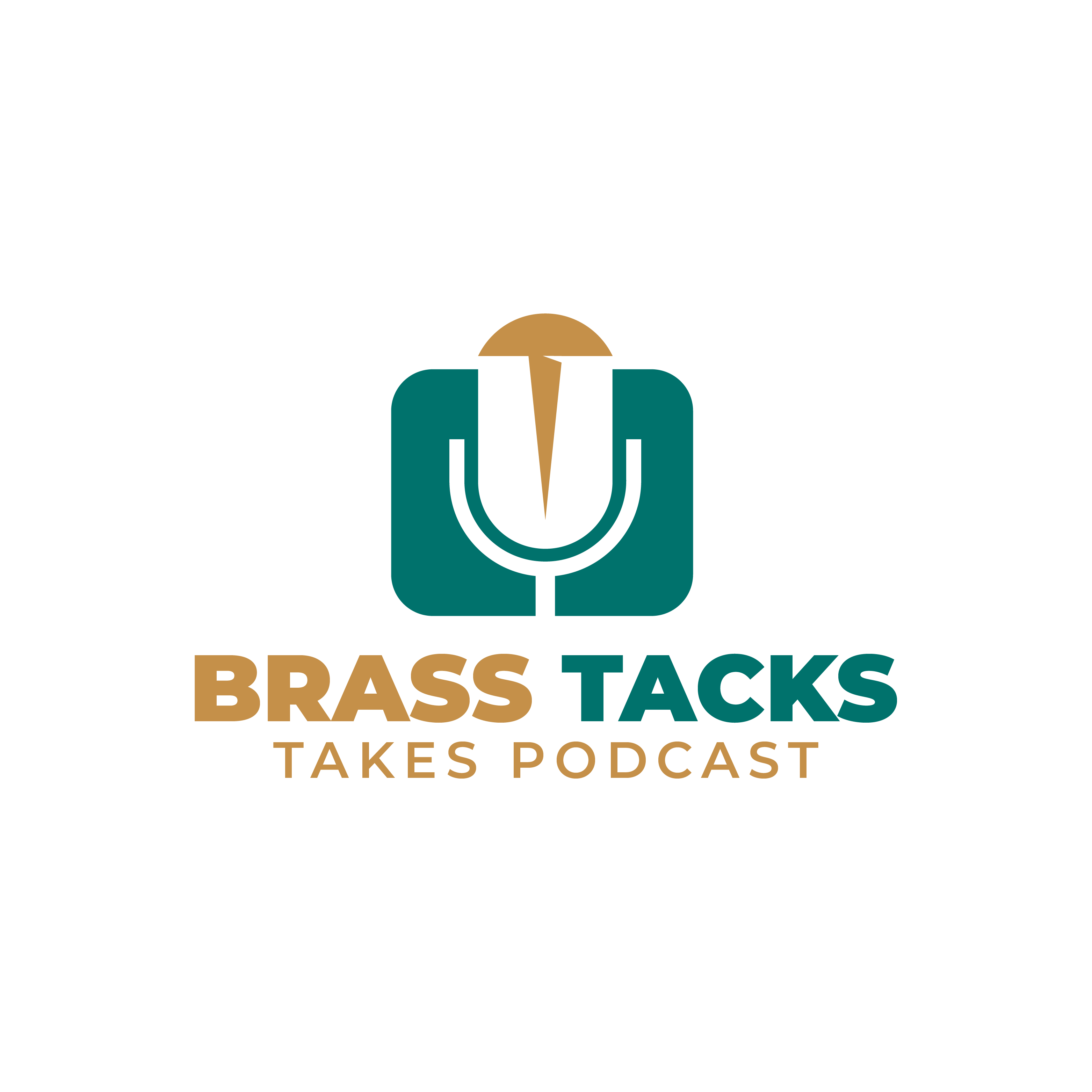 Podcast logo to appeal to all NFL fans