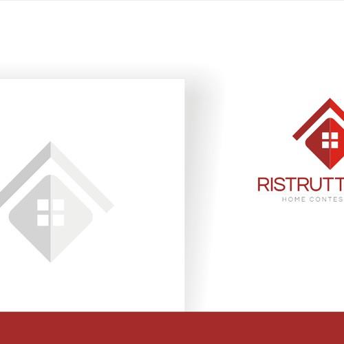 Design of the ristrutturaTU logo