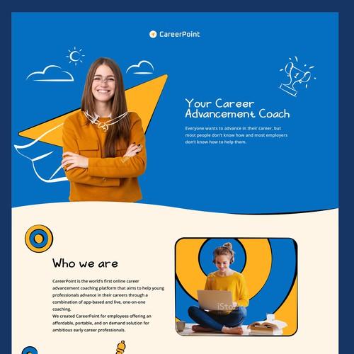 Website Career Coach