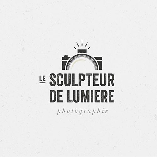Logo pour un photographe