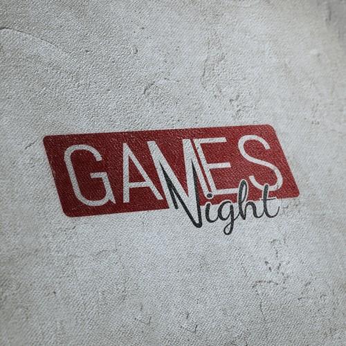 Logo Games Night