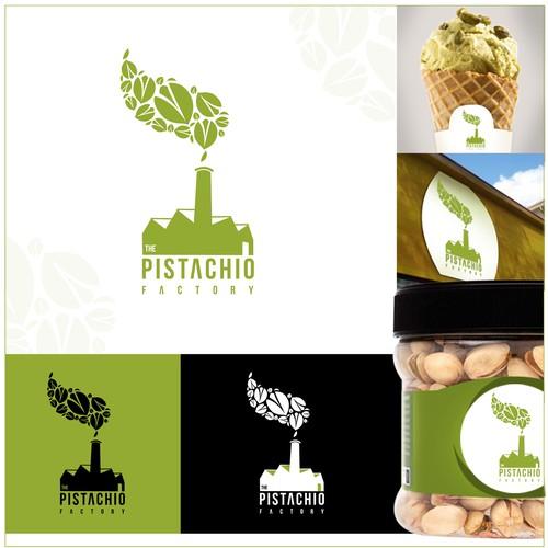 The Pistachio Factory needs a new logo