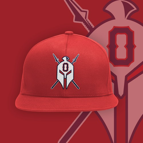 Orono Baseball Alternate design