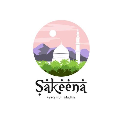 Sakeena Logo
