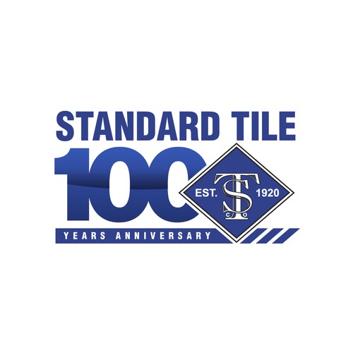 Standard Tile - 100 Year Anniversary