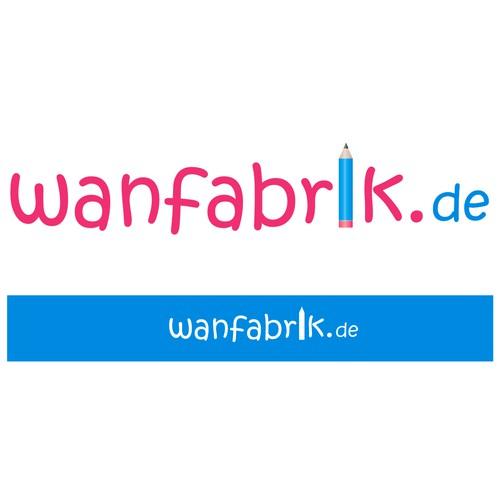 wandfabrik - Logo wanted!