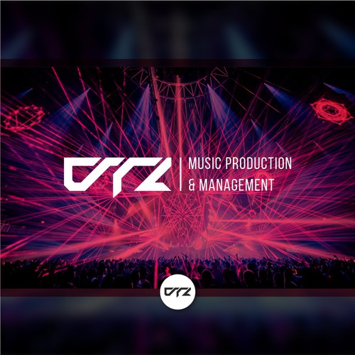 Logo for EDM music production