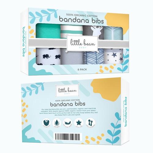 Bandana Bibs Box