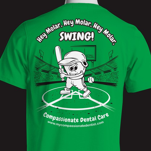 dental care t-shirt designs