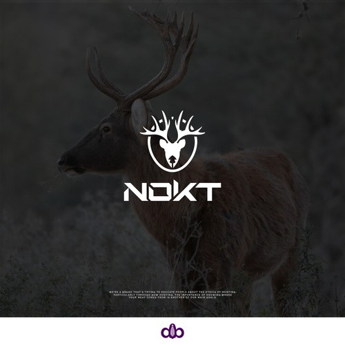 NOKT needs a strong archery/hunting inspired logo