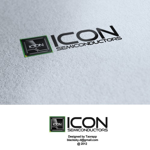 New logo wanted for icon semiconductors