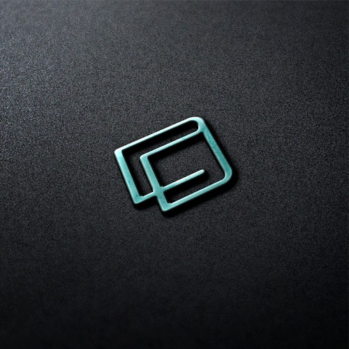 Abstract Wallet Logo