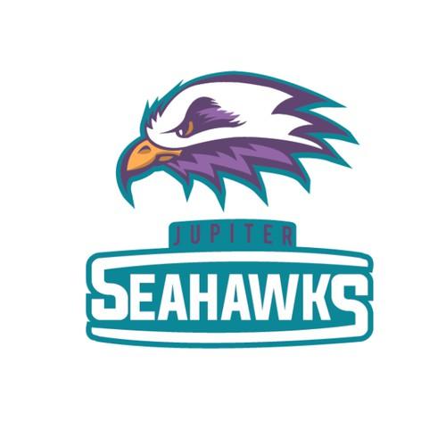 Jupiter Seahawks Logo