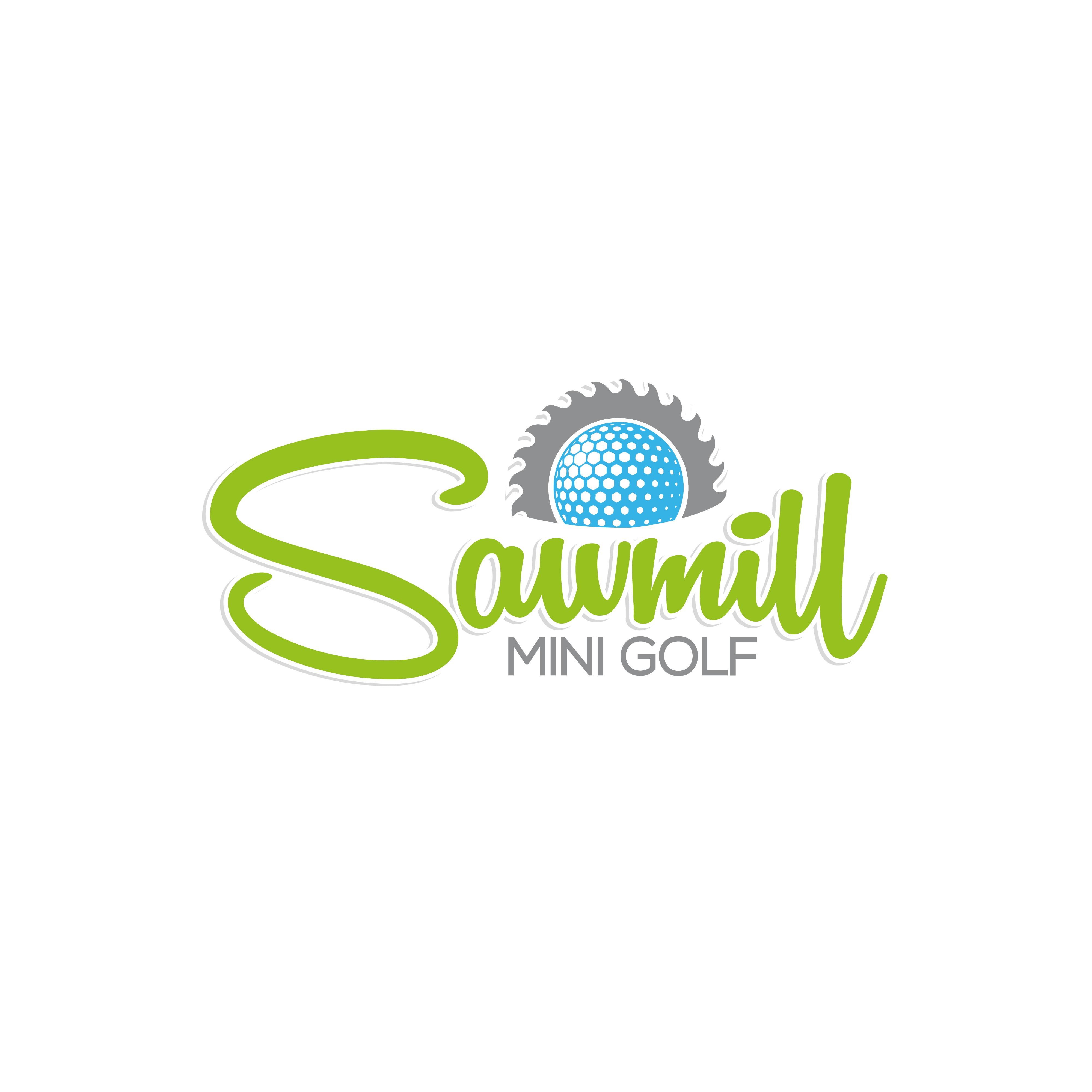 Logo for Mini Golf Course