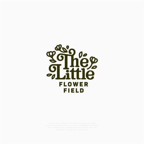 The Little Vintage Garden Logo