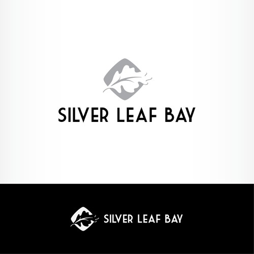 Silver Leaf Bay Logo Design