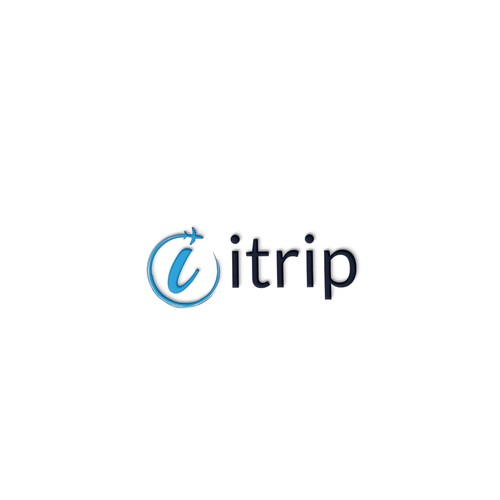 Creative Logo Design for itrip
