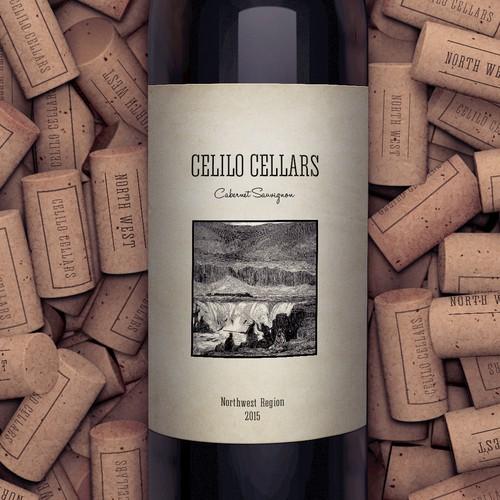 Wine Label Design